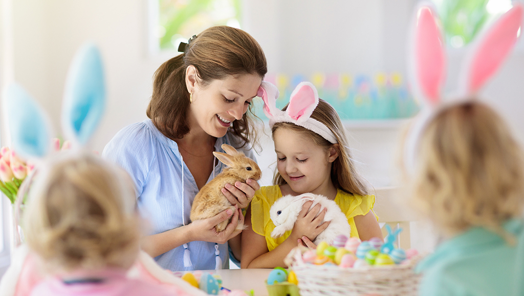Helpful Tips When Giving Pets as Easter Gifts